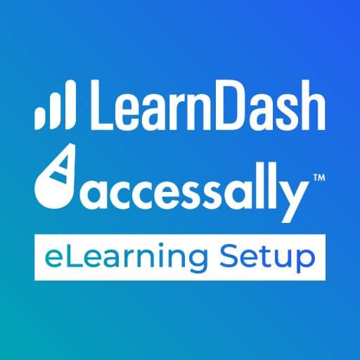 eLearning - LearnDash & AccessAlly Setup