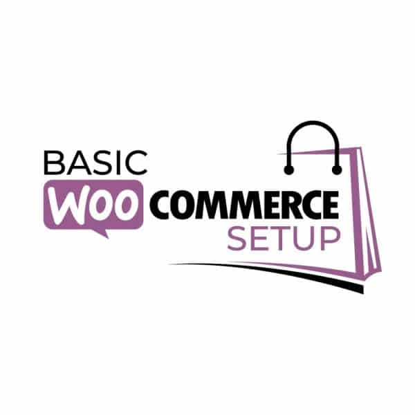 WooCommerce Setup
